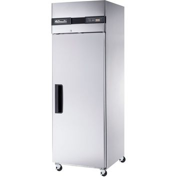 Blue Air BSR23T Commercial 23 Cu. Ft. Single Door Reach-In Refrigerator 27""