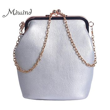 Women Bags Handbag Over Shoulder Sling Messenge Crossbody Chain Evening Clutch White Small Ladies Luxury Brand Bolsas Fashion