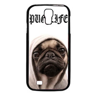 Funny Pug Life FOR SAMSUNG GALAXY S4 CASE**AP*