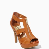 Aylin Peep-Toe Heels | Fashion Shoes | charming charlie