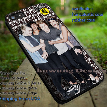 5 Seconds of Summer Sherlock Wallpaper iPhone 6s 6 6s+ 5c 5s Cases Samsung Galaxy s5 s6 Edge+ NOTE 5 4 3 #music #5sos dt