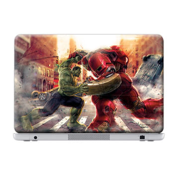 Hulk v/s Hulkbuster - Skin for Lenovo Thinkpad T430