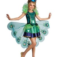Peacock Girls Childs Costume – Spirit Halloween