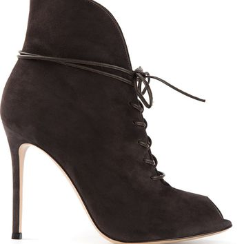 Gianvito Rossi 'Jane' lace-up boots