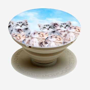 Popsockets Cute Kitties Phone Grip & Stand