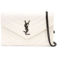 Saint Laurent Small 'monogram' Crossbody Bag - Apropos The Concept Store - Farfetch.com