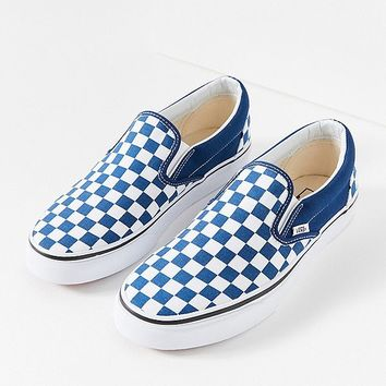Vans Classic Canvas Slip-On Sneaker | Urban Outfitters