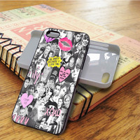 5 Seconds Of Summer Collage iPhone 5C Case