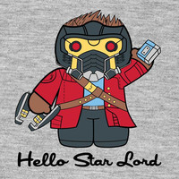 Hello Star Lord
