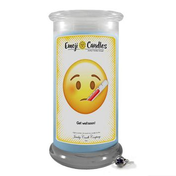 Get Well Soon! | Emoji Candle®
