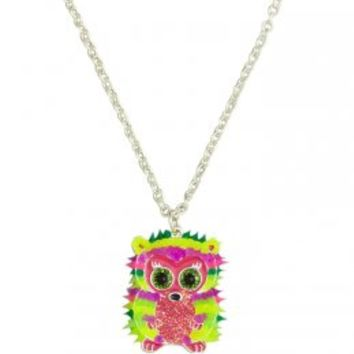Spikey Hedgehog Necklace | Animal Shop | Jewelry By Trend | Shop Justice