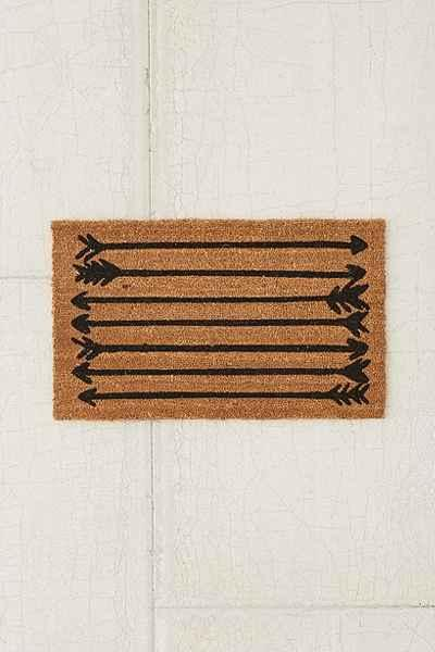 4040 Locust Arrows Doormat Urban From Urban Outfitters