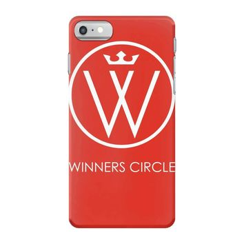 the game winners circle logo iPhone 7 Case