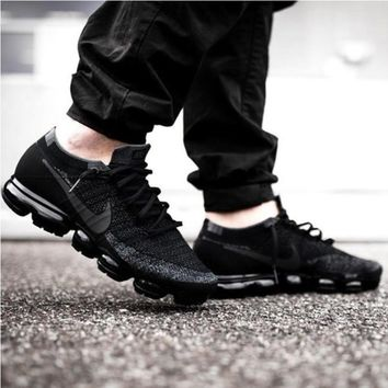 NIKE Air VaporMax Original New Arrival Running Shoes Mesh Breathable Massage Outdoor Support Sports Sneakers