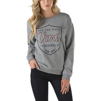 Battlefield Crew Sweatshirt | Shop at Vans