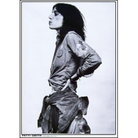 Patti Smith - Import Poster