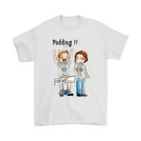 PEAPV4S Pudding - Oh My Sam And Dean Winchester Supernatural Shirts