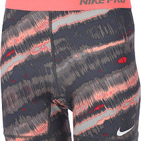 "Nike Women's Printed 5"" Pro Compression Shorts - Dick's Sporting Goods"