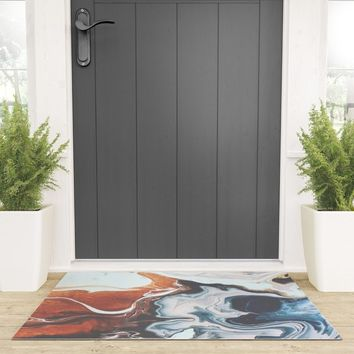 Move with me Welcome Mat by duckyb