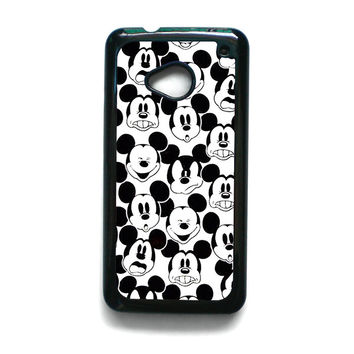 Mickey Mouse Wallpaper for HTC One M7/M8/M9 phonecase
