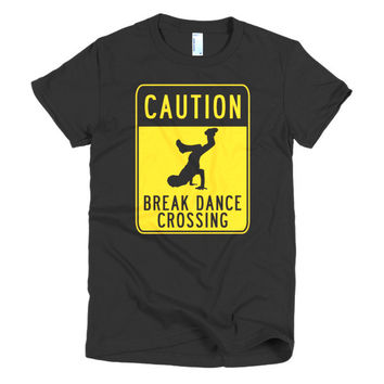 Break Dance Crossing Women's Tee