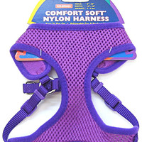 Coastal Two Tone Soft Step-In Harness XX-Small Orchid