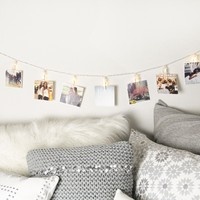 Battery Powered Clip String Lights