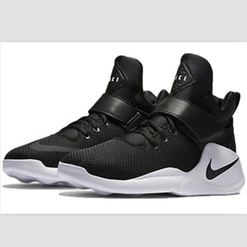 NIKE simple coconut shoes breathable sports shoes Black white
