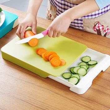 Storage Chopping Board Cutting Board