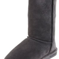 "Amazon.com: BEARPAW Women's Emma 10"" Shearling Boot: Shoes"