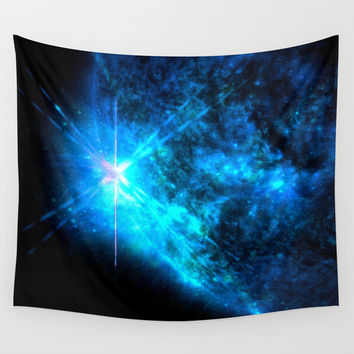 Starlight Wall Tapestry by 2sweet4words Designs