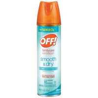 Walmart: OFF! Family Care Smooth & Dry Insect Repellent 1, 4 oz