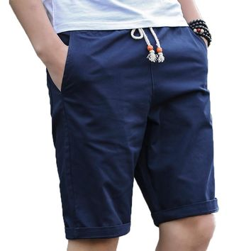 Men's Summer Style Cotton Shorts