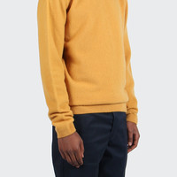 Sigfred Sweater - mustard yellow