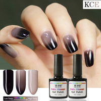 Temperature Change Gel Nail Polish