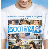 500 Days of Summer Rom-Com Movie Poster 11x17
