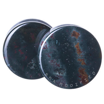 Bloodstone Plugs (3mm-25mm)