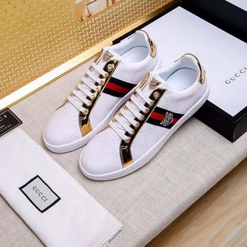 Gucci Fashion Casual Sneakers Sport Shoes-65