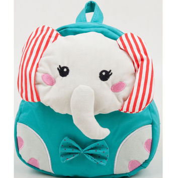 Children's Cute Elephant Backpack Schoolbag
