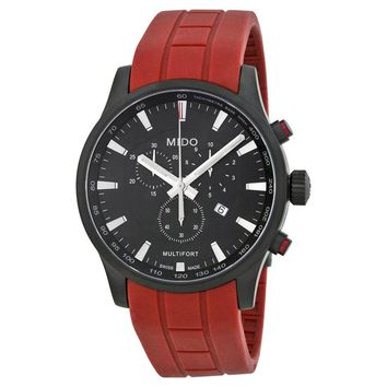 Mido Multifort Chronograph Mens Watch M0054173705140