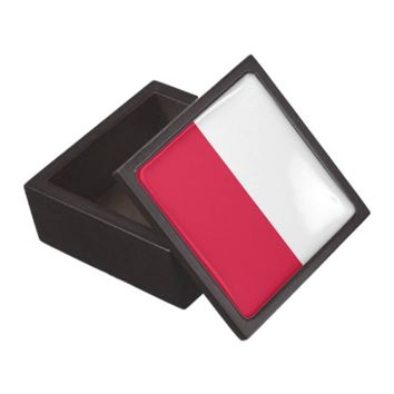Polish Flag Premium Gift Box