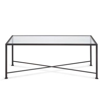tag Diversey Glass Coffee Table