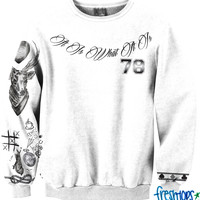 78 Tattoo Crewneck