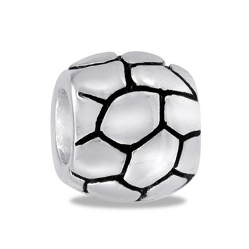 DaVinci Beads Black And Silver Cobblestone Jewelry
