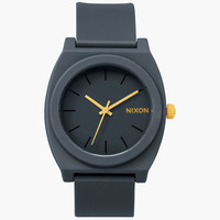 Nixon Time Teller P Watch Grey One Size For Men 25996511501