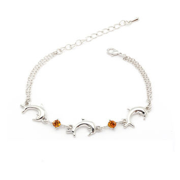 Shiny Cute Ladies Stylish New Arrival Jewelry Gift Sexy Crystal Bracelet Korean Accessory Sea Hot Sale Anklet [10412427220]