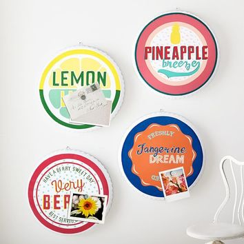 Soda Pop Wall Décor Covers