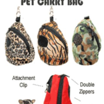 KUCCI Pet Carry Pouch