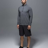 metal vent tech 1/2 zip | men's tops | lululemon athletica