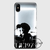 The 1975 Band Show iPhone X Case | casescraft